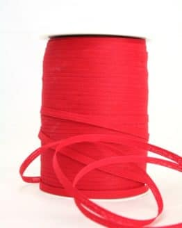 Bast-Raffia rot, 5 mm - raffia, polyband, bastband