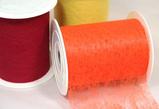 Dekoband aus Vlies 100 mm breit - vliesband