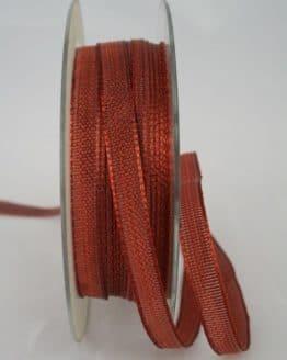 Dekoband braun, 10 mm breit - dekoband