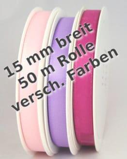 Taftband 15 mm breit - taftband