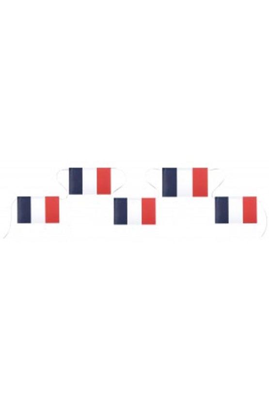 Girlande Frankreich / Holland / Schleswig-Holstein, 6 m lang - nationalband