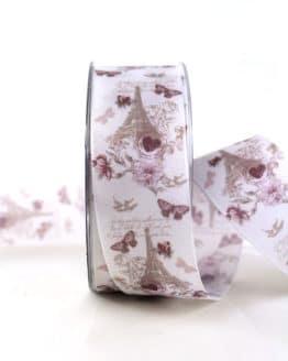 """Geschenkband """"L'amour"""", 40 mm breit - hochzeit"""