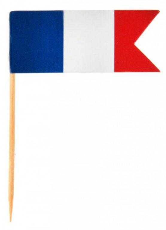 Piecker Frankreich / Holland / Schleswig-Holstein, 10 St. - nationalband