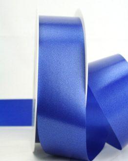 Wetterfestes Schleifenband blau, 40 mm - polyband, outdoor-baender