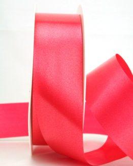 Wetterfestes Schleifenband rot, 40 mm - polyband, outdoor-baender