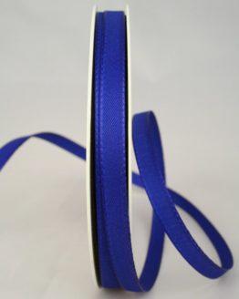 Dekoband Taftband, 10 mm breit, königsblau - taftband