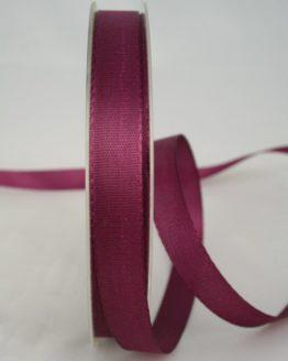 Dekoband Taftband, 15 mm breit, kardinalrot - taftband