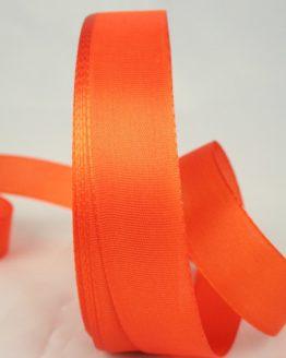 Dekoband Taftband, 25 mm breit, orange - taftband