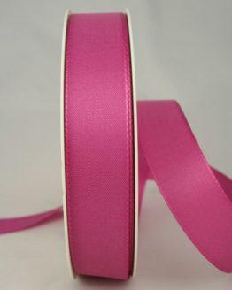 Dekoband Taftband, 25 mm breit, pink - taftband